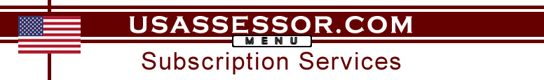 USAssessor.com Subscription Services